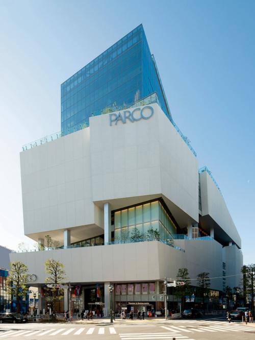 2019年11月22日に新装開店した渋谷パルコ