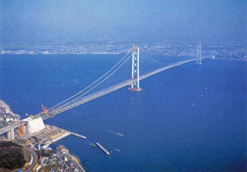 海峡 大橋 明石 明石海峡大橋ブリッジワールド:世界最長の吊橋を体験しよう!-JB本四高速-