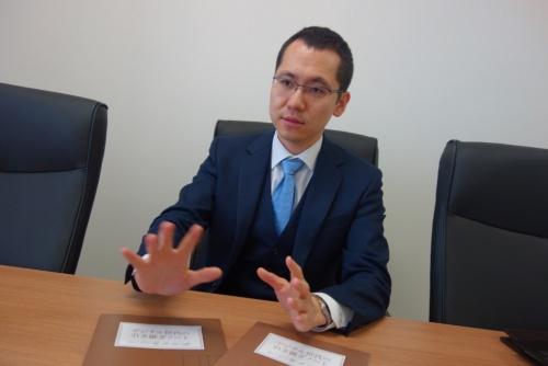 日本デジタル終活協会代表 伊勢田篤史弁護士