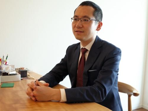 日本デジタル終活協会代表の伊勢田篤史弁護士。