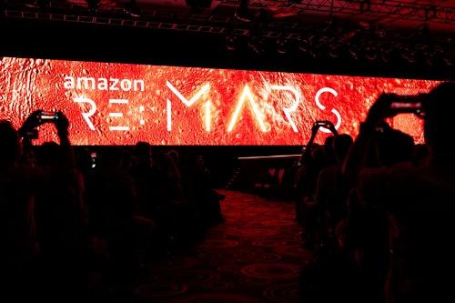 米ラスベガスで開催する「Amazon re:MARS」