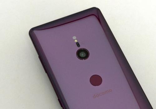 Xperia XZ3、独自の「Motion Eye カメラシステム」を搭載。有効画素数は約1920万画素で、F値は2.0