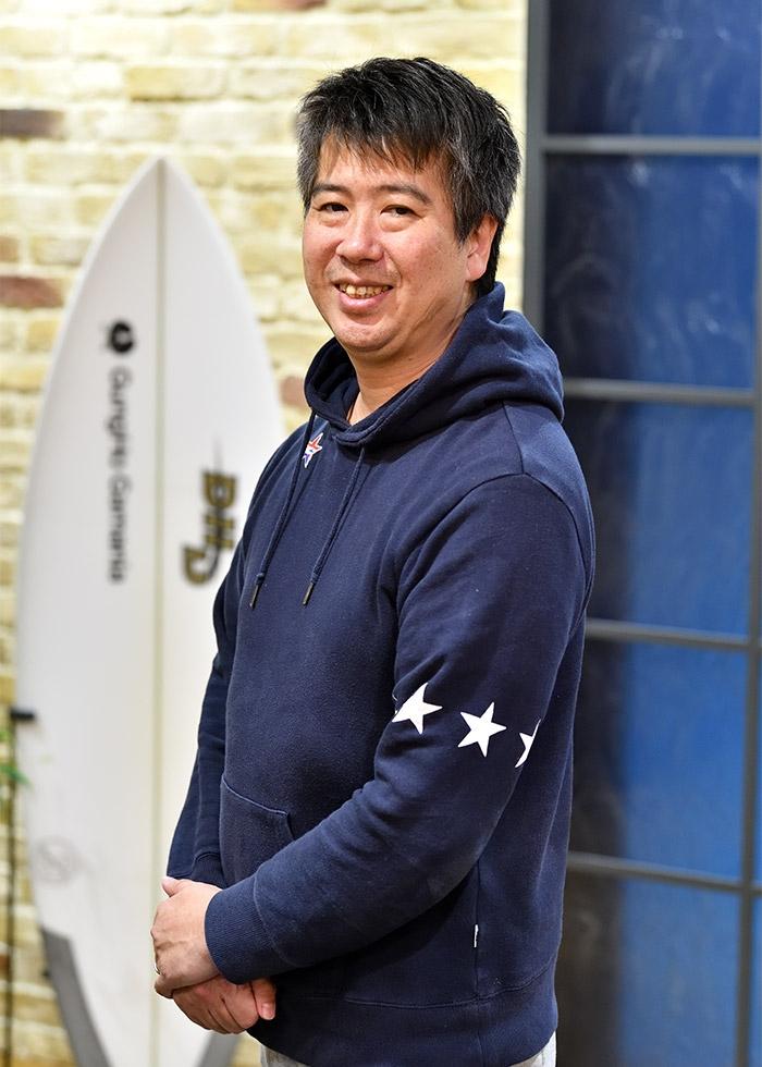 ガンホー・オンライン・エンターテイメントの森下一喜代表取締役社長 CEO