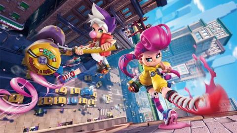 『Ninjala(ニンジャラ)』(C)GungHo Online Entertainment, Inc. All Rights Reserved.