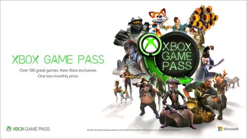 Xbox Game Passは、100を超えるXbox One、Xbox 360向けタイトルを楽しめるサブスクリプション型サービス。欧米のほか、韓国や台湾でもサービスイン。日本での導入が待たれている