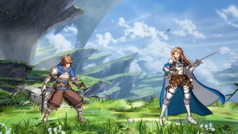 『グランブルーファンタジー ヴァーサス』は人気のファンタジーRPG『GRANBLUE FANTASY』(グラブル)をベースにした対戦格闘ゲーム