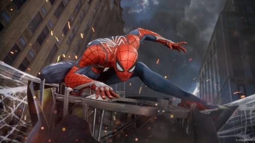 SIEの「Marvel's Spider-Man」