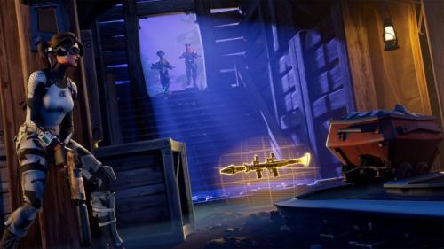 エピックゲームズの「フォートナイト」