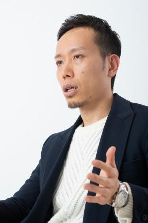 グリーの前田悠太取締役 上級執行役員
