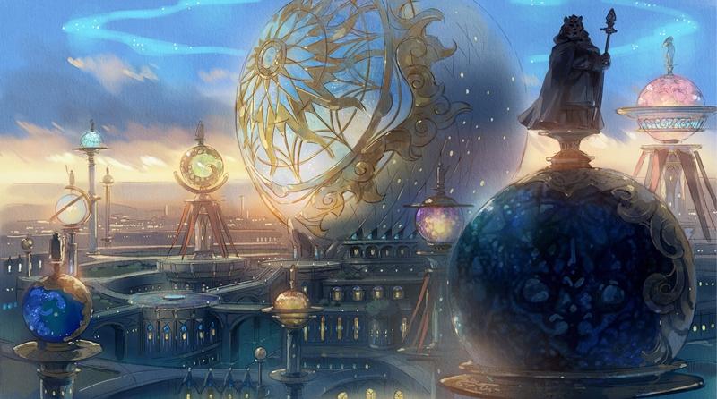 19年8月にアニメ映画を公開予定の『二ノ国』。新しいアプローチを考えているという (C)2019 映画「二ノ国」製作委員会