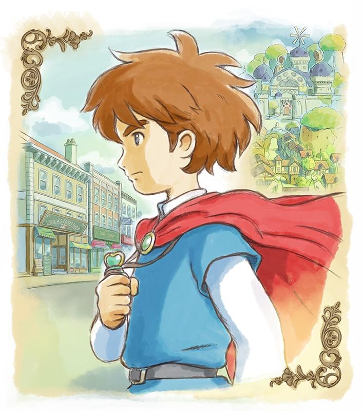 『二ノ国 白き聖灰の女王 REMASTERED/for Nintendo Switch』は19年9月に発売予定 (C)LEVEL-5 Inc.