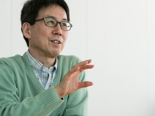 ソニー 執行役 常務 R&Dセンター長の勝本徹氏