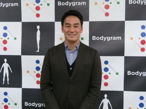 競泳オリンピックメダリストの松田丈志氏がBodygramのフィットネス領域でのビジネスのアンバサダーを務める