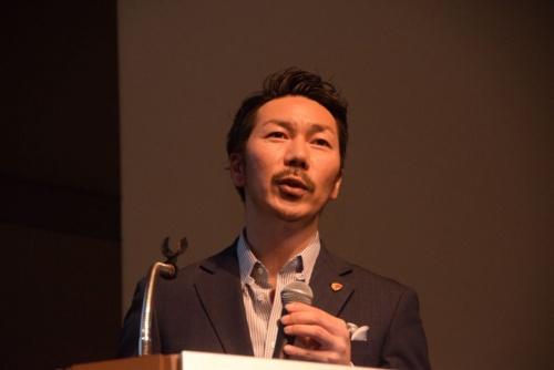 鹿島アントラーズFC 事業部マーケティンググループ グループ長の春日洋平氏