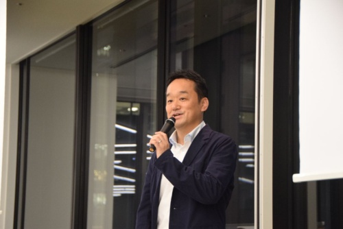 エコッツェリア協会 事務局次長の田口真司氏