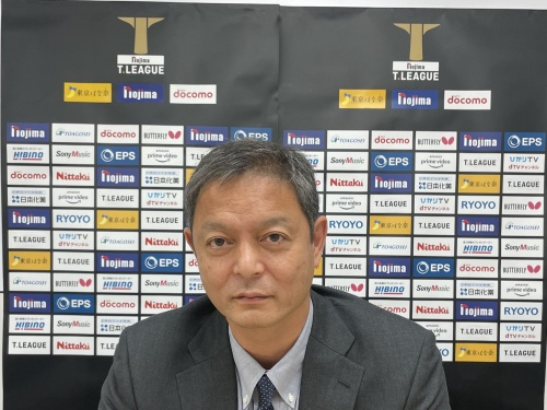 Tマーケティング代表取締役社長の日下部大次郎氏
