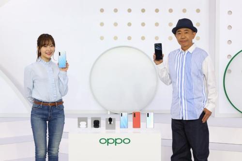 先の発表会では新製品だけでなく、指原莉乃さんと木梨憲武さんを起用した新たなテレビCM展開も明らかにされた