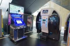 P.O.Dと、ゲームデータを専用カードに記録する「ターミナル機」