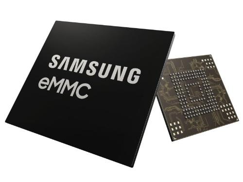 NANDフラッシュとコントローラーを1パッケージにした「eMMC」製品