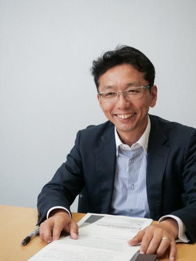 アステラス製薬Rx+事業創成部長の渡辺勇太氏
