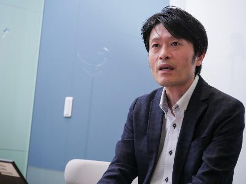 バイエル薬品オープンイノベーションセンターシニアデジタルアライアンスマネジャーの菊池紀広氏