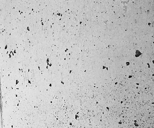 写真2■ 表面気泡の例