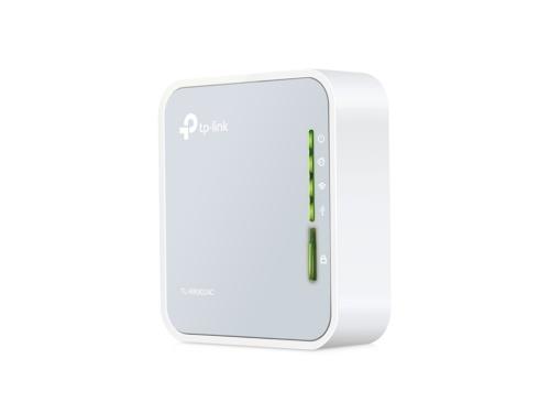 中国TP-Link Technologiesの「TL-WR902AC」は、11acと11nが両方同時に利用できる小型無線LANルーター。実勢価格は税別2820円