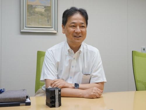 日本OPC協議会普及部会部会長の岡 実氏