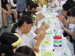 夏休み子ども化学実験ショー2019