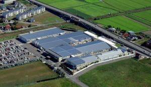 TDK庄内の鶴岡工場