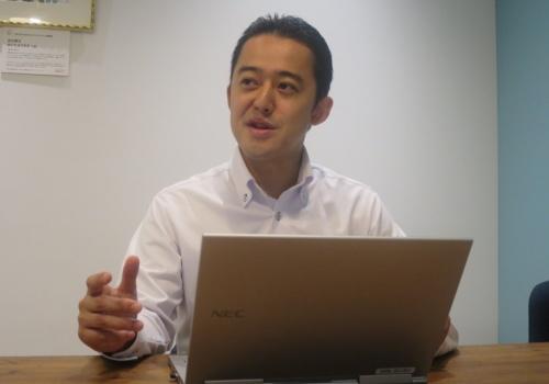 三菱地所の渋谷一太郎DX推進部統括