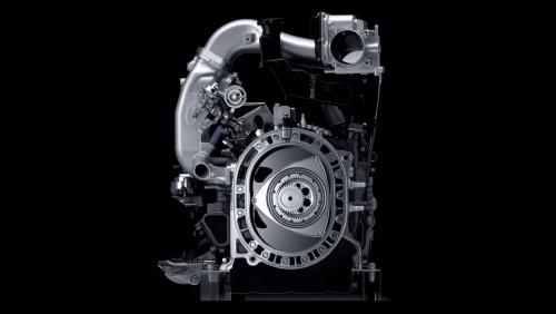 マツダは2000年代に水素ロータリーエンジンを開発(出所:マツダ)