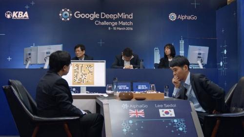 AlphaGoはイ・セドル棋士に圧勝した
