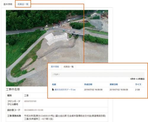 ■ 静岡県は発注した業務・工事の一部で点群データを公開している