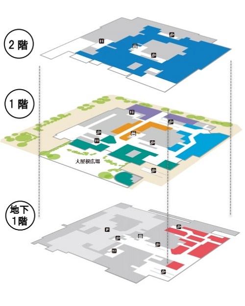COREDO 室町テラスの2階は、台湾から日本に初出店した「誠品生活日本橋」が専有する(資料:三井不動産)