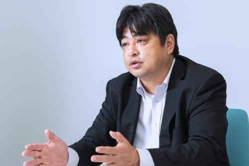 産業技術総合研究所 谷川 民生 氏