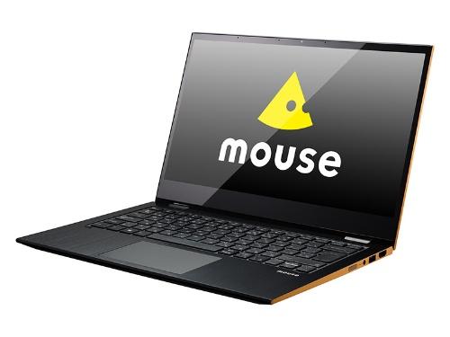マウスコンピューターの「m-Book U400S」。USB PDに対応したUSB Type-Cポートを搭載しており、同じくUSB Type-C(USB PD)に対応した汎用のACアダプターが利用可能だ
