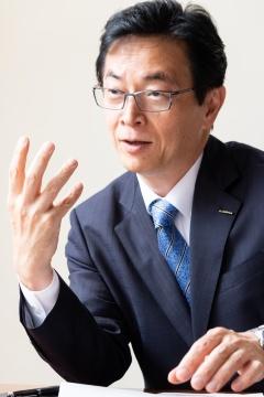 平井俊弘(日産自動車 常務執行役員 パワートレイン技術開発本部)