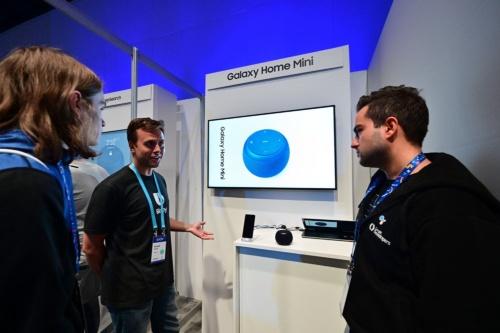 Samsung Developer Conference 2019を開催