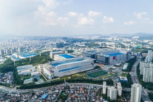 3nmプロセスを開発しているサムスン電子の華城工場(出所:サムスン電子)