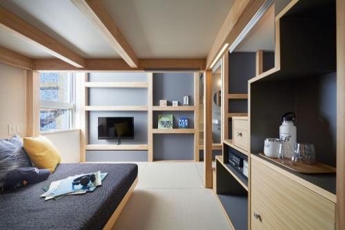 星野リゾート BEB5 軽井沢の客室(写真:星野リゾート)