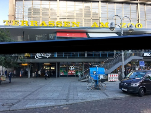 ベルリン・ツォー駅