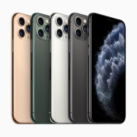 日本時間の9月11日に発表されたiPhone 11 Pro