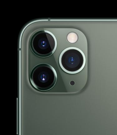 iPhone 11 Proのカメラ部分