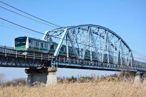 図4 荒川鉄橋