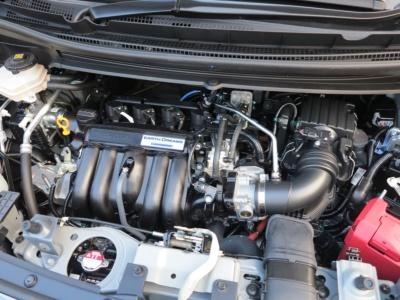 HEVのエンジン