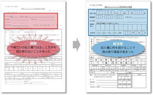 東京都の港区がAI OCRの導入で直面した、読み取り対象の申請書に関する課題と解決策