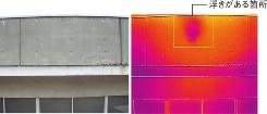 (2)赤外線画像から浮きを自動検出