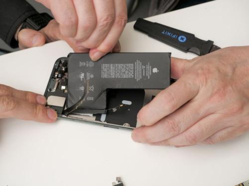 11 Pro Maxの電池が取り外せた
