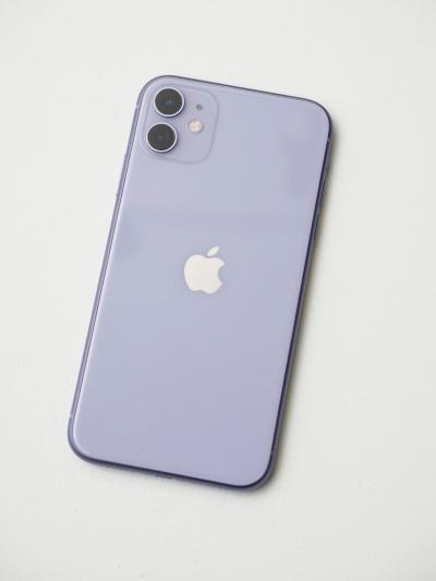 iPhone 11の外観(写真:加藤 康)